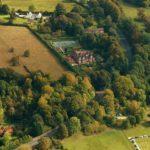Luftbild: das perfekte Grundstück