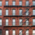 Fabrikgebäude: viel Platz für Werkswohnungen
