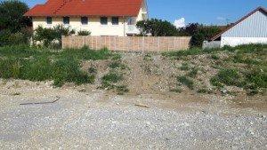 Grundstück in der Gemeinde Pforzen