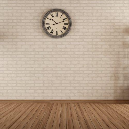 Regal, Uhr und Standleuchte vor der Wand: Welche Planungskosten kommen auf Sie zu?