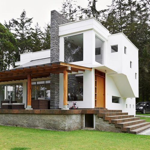 Das moderne Haus