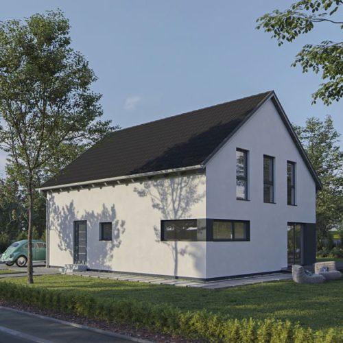 Einfamilienhaus mit Konfigurationstools