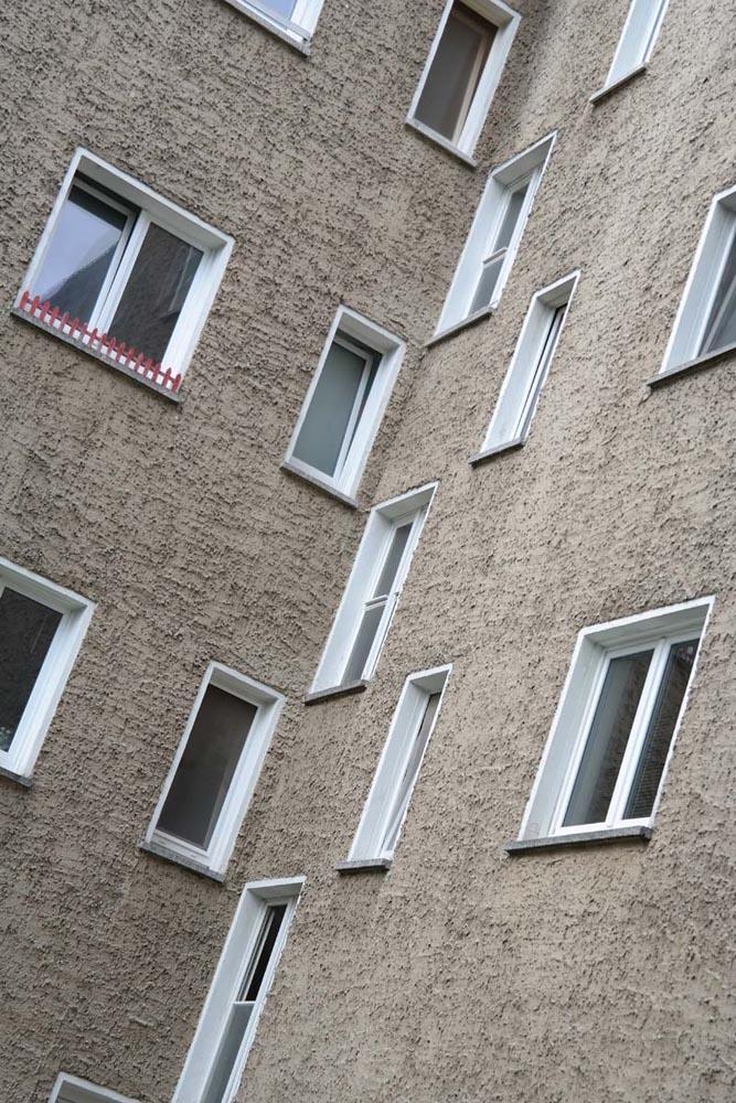 Fenster an Fenster, Wohnen in einer Baugemeinschaft