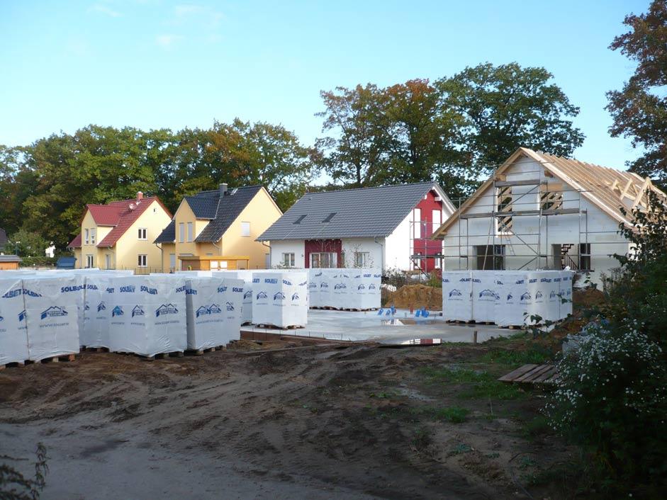 Wie Lange Dauert Der Rohbau Eines Hauses Almondia Bautipps