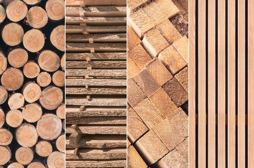 Die Kaskadennutzung von Holz