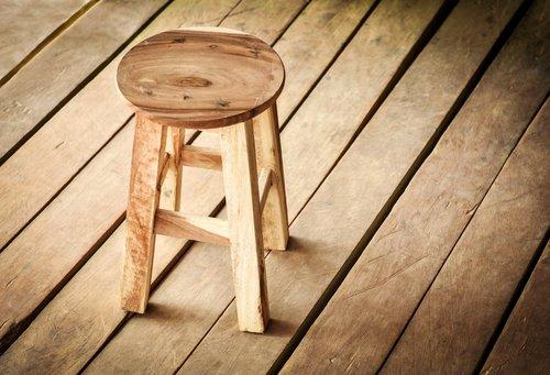 Kaskadennutzung Möbelbau