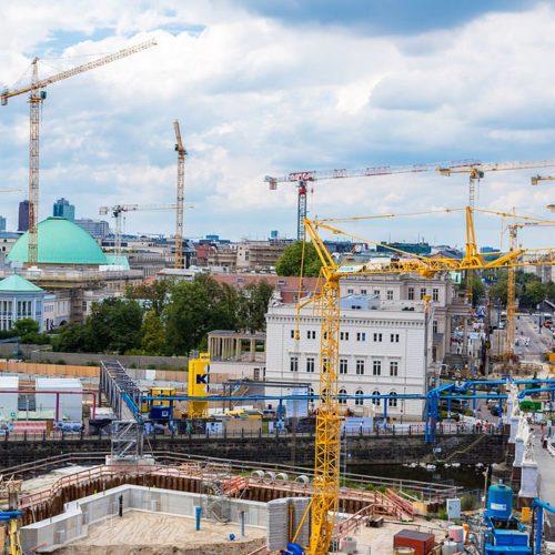 Bauen in Berlin