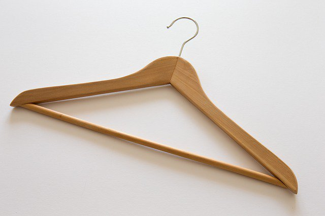 Kleiderbügel Buche