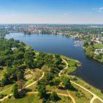 Landschaft in Brandenburg