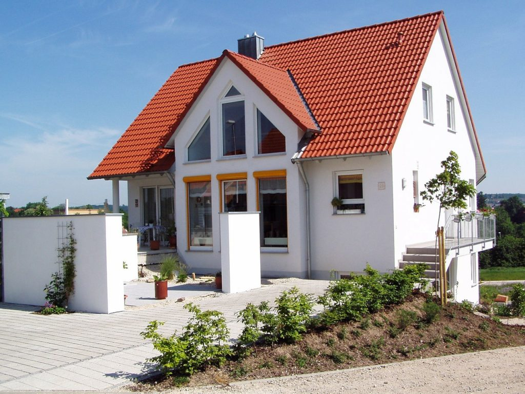 Baustil Klassisches Einfamilienhaus | Almondia – Bautipps