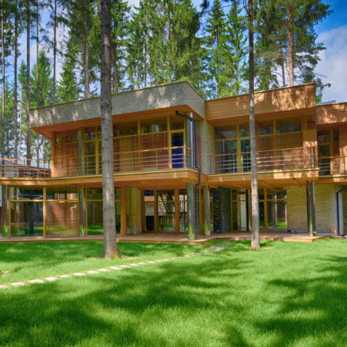 Holz, Putz oder Ziegel - Der große Fassadenvergleich